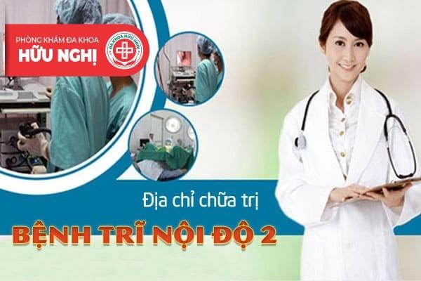 Nơi hỗ trợ chữa trị bệnh trĩ nội hàng hàng Đà Nẵng hiện nay