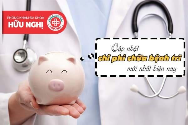 Cập nhật chi phí chữa bệnh trĩ mới nhất hiện nay