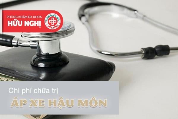 Chữa áp xe hậu môn bao nhiêu tiền ở Đà Nẵng?