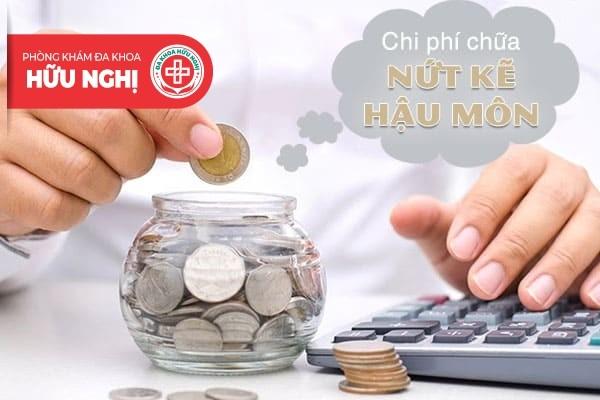 Chi phí chữa nứt kẽ hậu môn bao nhiêu tiền ở Đà Nẵng?