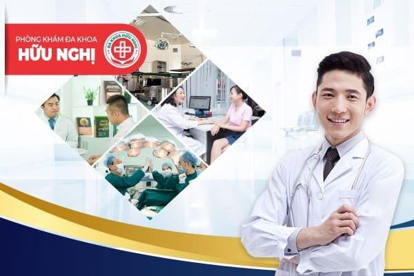Phòng khám Hữu Nghị - Địa chỉ chữa trị bệnh áp xe hậu môn Đà Nẵng uy tín, chất lượng