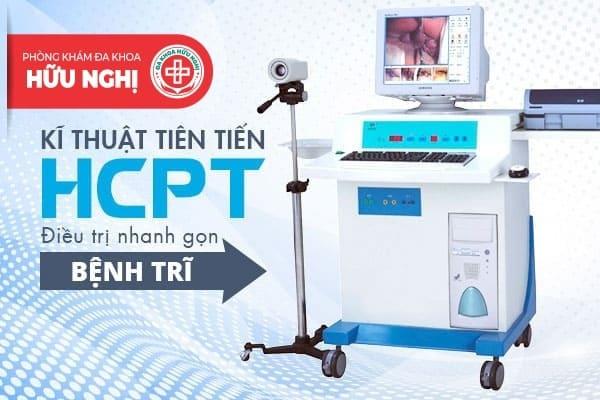 Điều trị bệnh trĩ ngoại hiệu quả bằng phương pháp HCPT