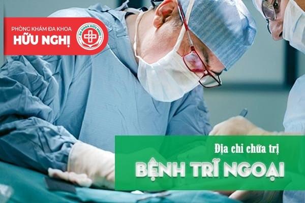 Địa chỉ hỗ trợ điều trị trĩ ngoại uy tín – an toàn tại Đà Nẵng