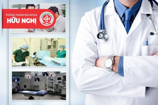 Phòng khám đa khoa Hữu Nghị - Địa chỉ khám chữa bệnh trĩ uy tín tại Đà Nẵng