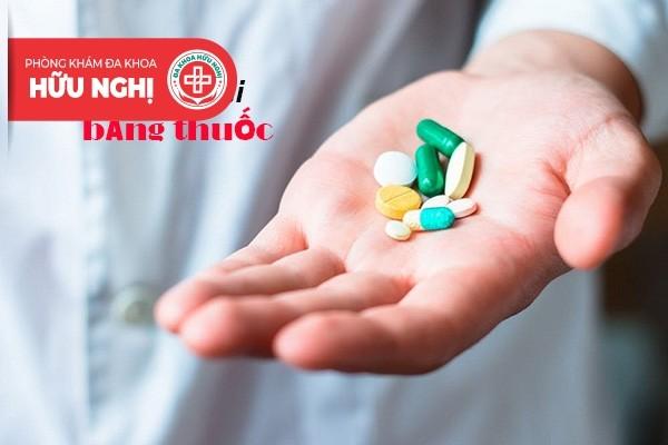 Điều trị trĩ nội bằng thuốc dạng viên