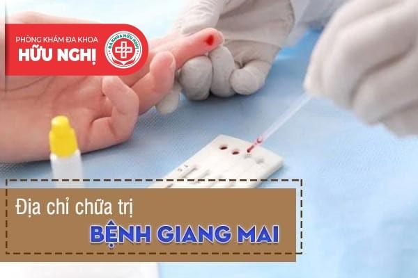Nơi nhận hỗ trợ chữa trị giang mai hiệu quả tại Đà Nẵng