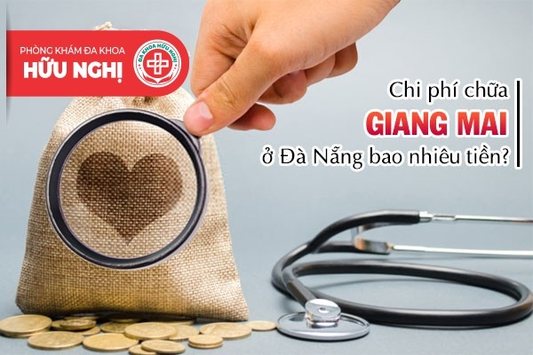 Chi phí chữa bệnh giang mai ở Đà Nẵng bao nhiêu tiền
