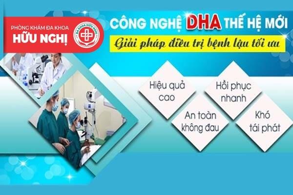 Áp dụng công nghệ mới mang tên DHA