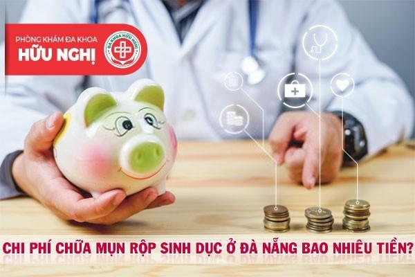 Chi phí chữa bệnh mụn rộp sinh dục ở Đà Nẵng bao nhiêu tiền
