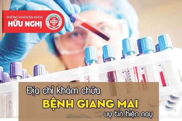 Nơi tiến hành khám chữa bệnh giang mai tối ưu tại Đà Nẵng