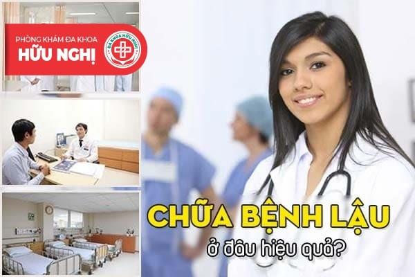 Chữa bệnh lậu ở đâu hiệu quả tại Đà Nẵng?