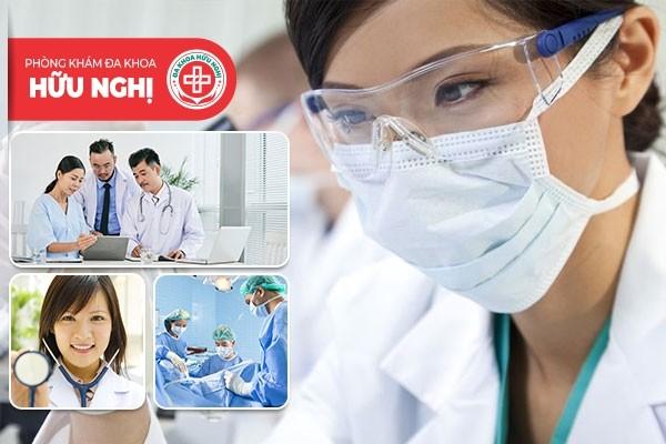 Phòng khám đa khoa Hữu Nghị - Địa chỉ chữa bệnh xã hội tốt nhất tại Đà Nẵng