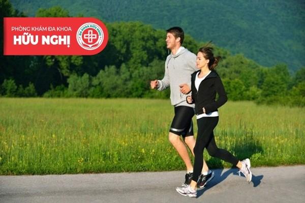 Tập thể dục nâng cao sức đề kháng cho cơ thể