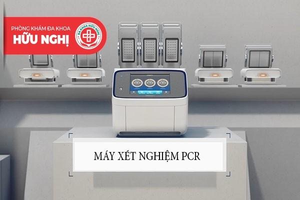 Máy xét nghiệm PCR