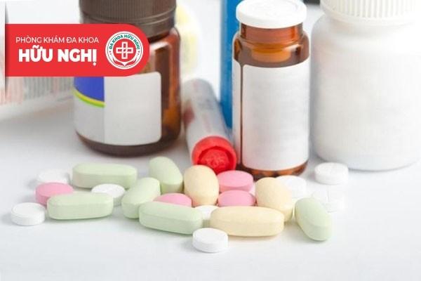 Mụn rộp sinh dục có thể điều trị bằng thuốc