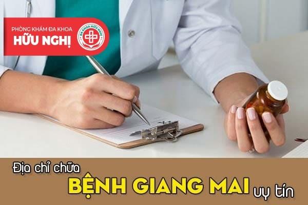 Địa chỉ chữa bệnh giang mai hiệu quả ở Đà Nẵng
