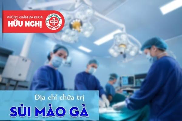 Tìm kiếm địa chỉ khám chữa sùi mào gà tốt nhất tại Đà Nẵng