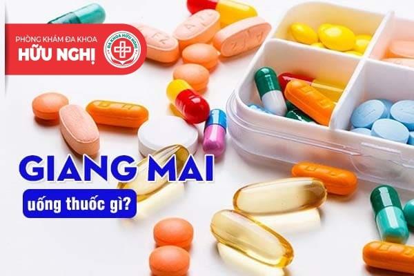 Bệnh giang mai uống thuốc gì mang đến hiệu quả?