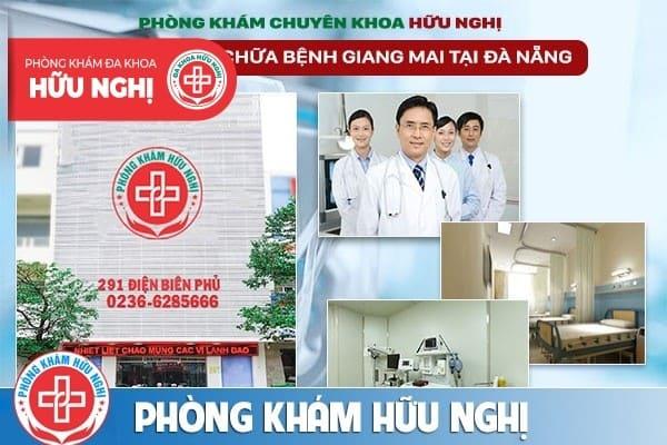 Khám và chữa trị bệnh giang mai Đà Nẵng ở đâu tốt nhất