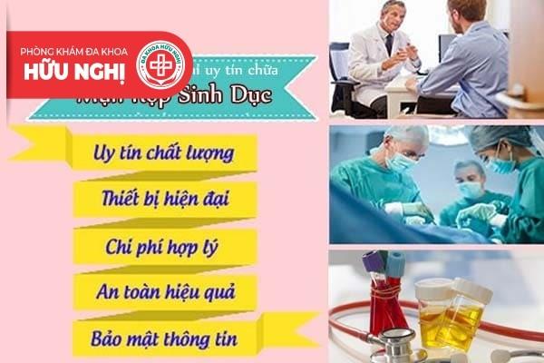 Nơi nào chữa trị mụn rộp sinh dục hiệu quả tại Đà Nẵng?