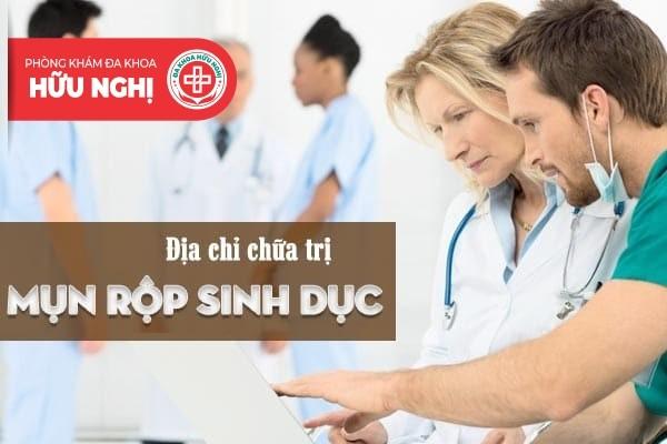 Địa chỉ hỗ trợ chữa trị mụn rộp sinh dục hàng đầu ở Đà Nẵng