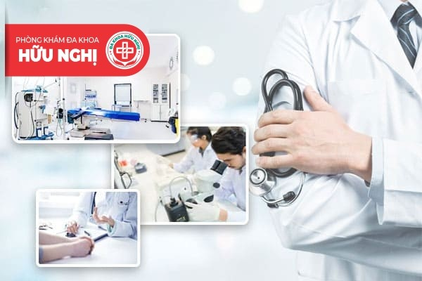 Đa khoa Hữu Nghị - Phòng khám bệnh xã hội uy tín ở Đà Nẵng