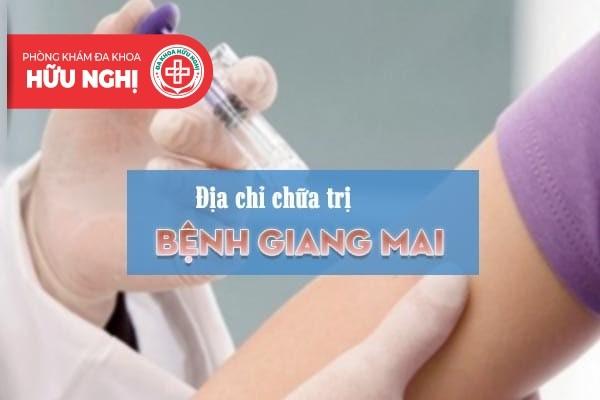 Địa chỉ hỗ trợ chữa trị giang mai tối ưu tại Đà Nẵng