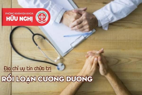 Địa chỉ chữa trị rối loạn cương dương uy tín và tiết kiệm tại Đà Nẵng