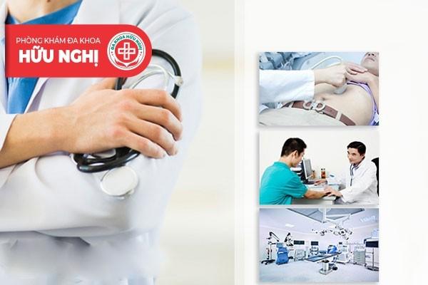 Phòng khám Hữu Nghị chữa xuất tinh ra máu hiệu quả, chi phí hợp lý tại Đà Nẵng
