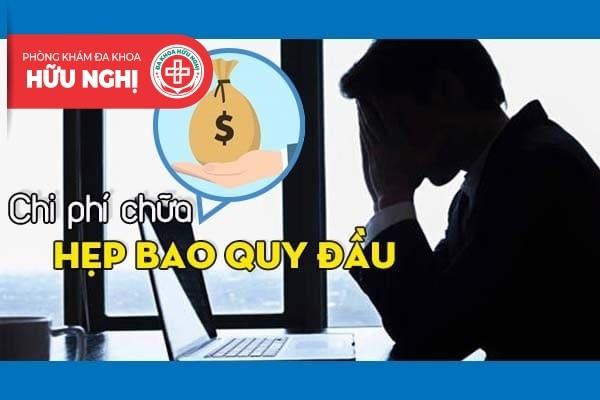 Chi phí chữa hẹp bao quy đầu tại Đà Nẵng