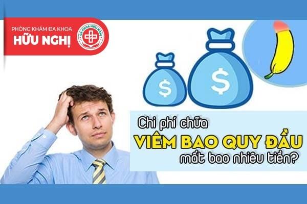 Chi phí chữa viêm bao quy đầu ở Đà Nẵng mất bao nhiêu tiền?