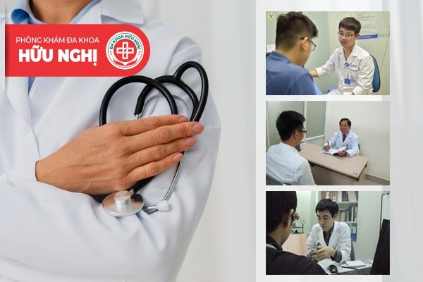 Phòng khám đa khoa Hữu Nghị – Địa chỉ chữa viêm đường tiết niệu hiệu quả tại Đà Nẵng