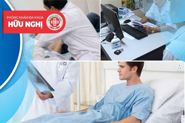 Phòng khám Hữu Nghị - Địa chỉ chữa viêm mào tinh hoàn hiệu quả, chi phí hợp lý