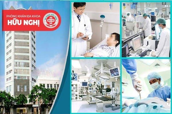 Phòng Khám Hưu Nghị - Địa chỉ cắt bao quy đầu ở Đà Nẵng uy tín nên tin chọn