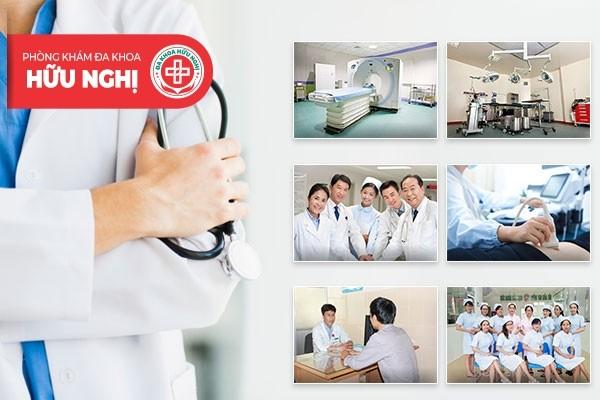 Phòng khám đa khoa Hữu Nghị – Nơi chữa trị bệnh đau tinh hoàn Đà Nẵng đáng tin cậy