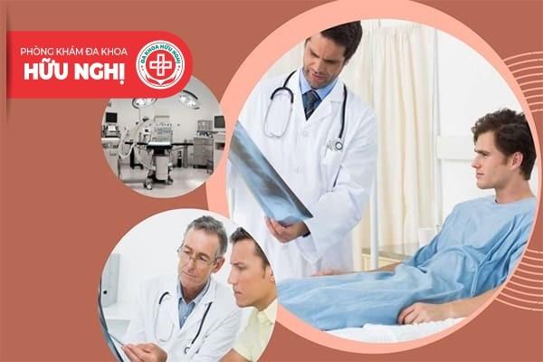 Đa khoa Hữu Nghị là địa chỉ chữa đau tinh hoàn hiệu quả và chuyên nghiệp