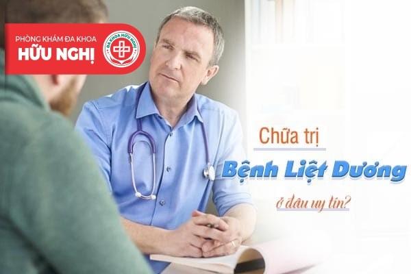 Chữa trị bệnh liệt dương ở đâu uy tín tại Quảng Ngãi?