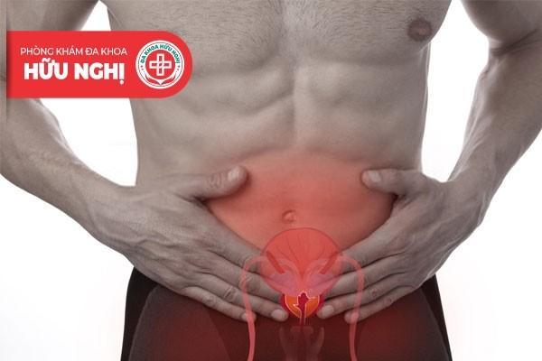 Viêm tuyến tiền liệt gây ra nhiều ảnh hưởng đến sức khỏe của nam giới