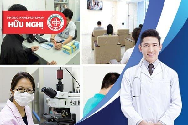 Phòng khám Hữu Nghị - Địa chỉ chữa trị bệnh xuất tinh sớm Đà Nẵng uy tín