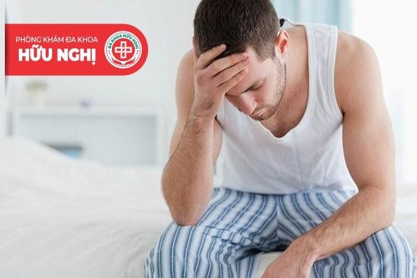 Hẹp bao quy đầu ở người lớn gây ra nhiều tác hại nguy hiểm nếu không chữa sớm