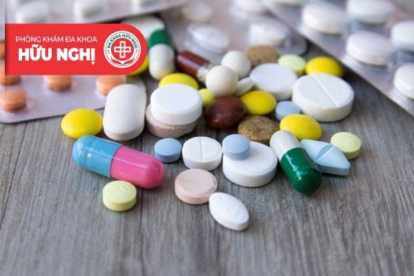 Thuốc chữa phì đại tiền liệt tuyến Avodart có thể tương tác với nhiều loại thuốc khác nhau