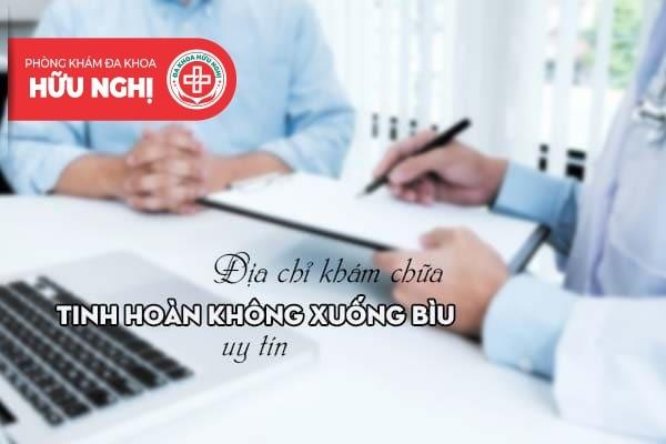 Địa chỉ chẩn đoán các vấn đề tinh hoàn chuẩn xác tại Đà Nẵng