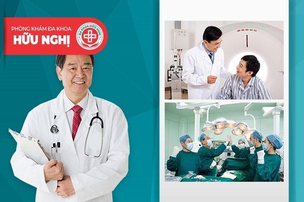 Phòng khám Hữu Nghị – Địa chỉ chữa viêm tinh hoàn uy tín tại Đà Nẵng