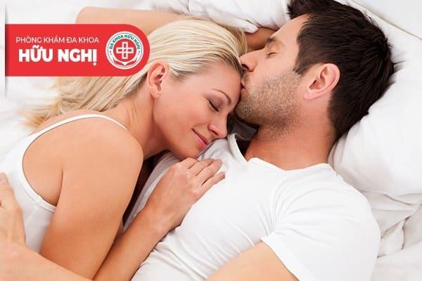 Hẹp âm đạo giúp tình dục thăng hoa hơn