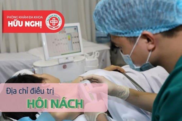 Địa chỉ hỗ trợ chữa trị bệnh hôi nách hiệu quả tại Đà Nẵng
