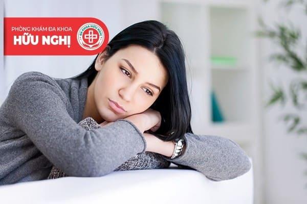Lo lắng, trầm cảm có thể dẫn đến thai chết lưu