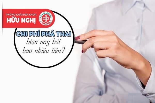 Chi phí phá thai hiện nay hết bao nhiêu tiền tại Đà Nẵng?