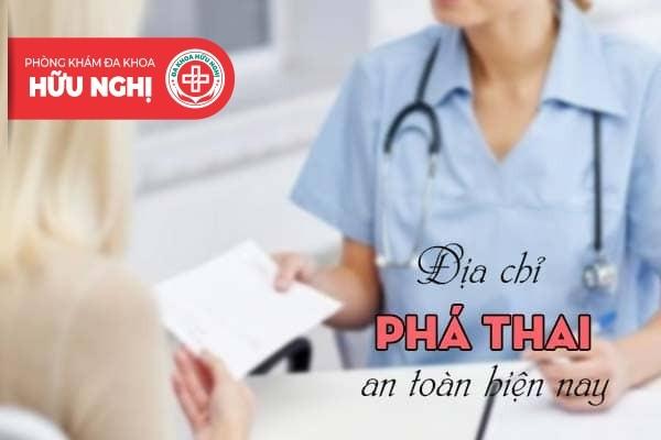 Địa chỉ phá thai an toàn tránh tai biến tại Đà Nẵng uy tín