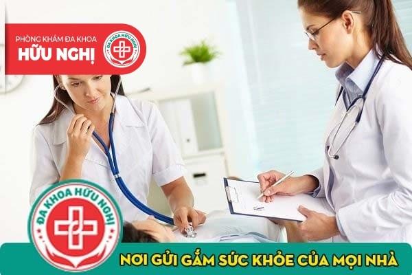 Phòng khám đa khoa Hữu Nghị Đà Nẵng - Nơi gửi gắm sức khỏe của mọi nhà