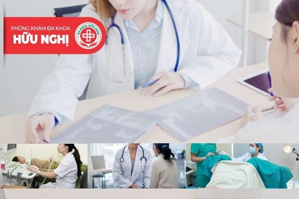 Thực hiện thăm khám phụ khoa thường xuyên để phòng tránh và phát hiện bệnh sớm